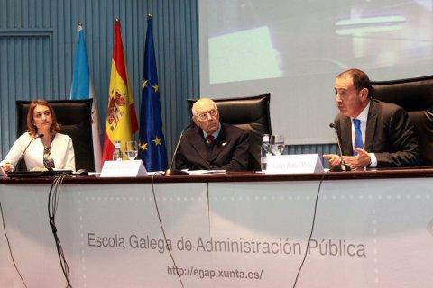 A Administración que se espera para despois da crise  - Curso monográfico sobre O futuro do Estado autonómico